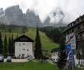 Passo Mt.Croce - panorama